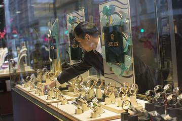 Joyas y relojes, segundas entre las preferencias de los turistas