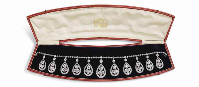 Las joyas de la <em>Belle Époque</em> triunfan en París