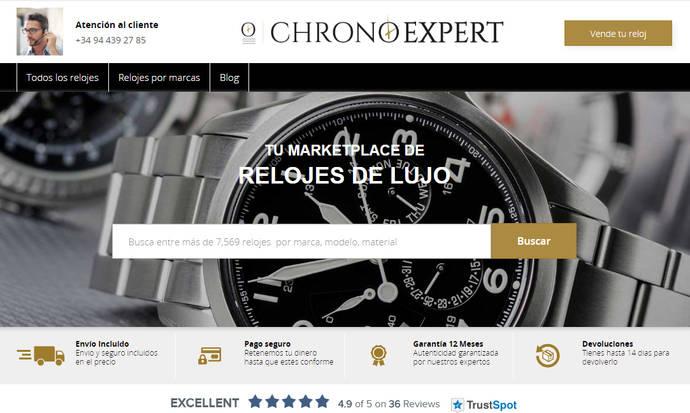 Chronoexpert consigue recaudar 800.000 euros