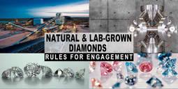CIBJO aborda este jueves la tensa relación entre diamantes naturales y creados