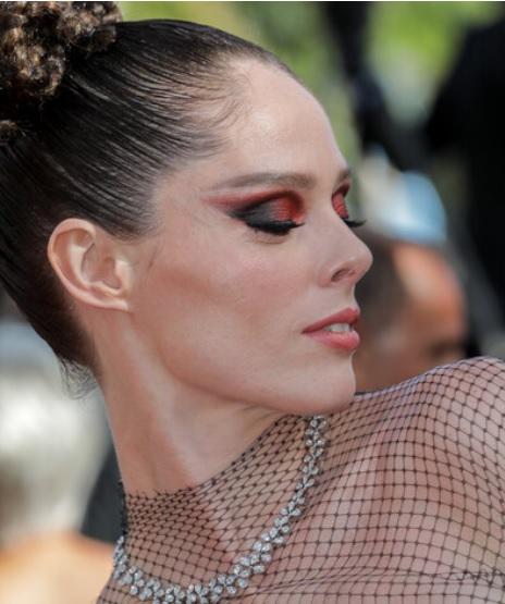 La modelo Coco Rocha también se decanta por Chaumet en Cannes