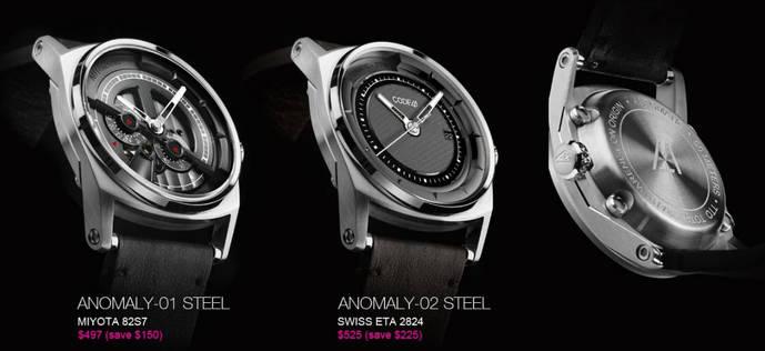Crowfunding, ¿una alternativa para la relojería suiza?