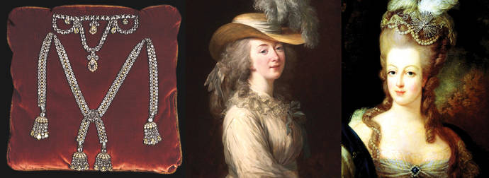 Madame du Barry y el escándalo del collar de la emperatriz