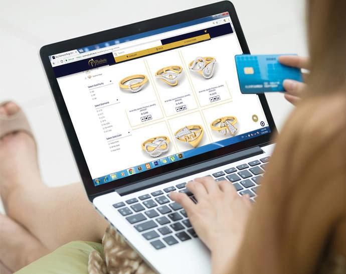 Efectos de la era Covid: Las compras por Internet de joyas y relojes se dispararon un 86%
