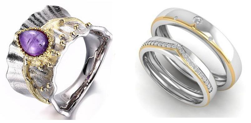 Alta joyería en oro y plata con diamantes: Condé, de Diamante