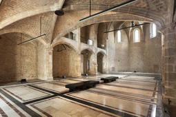 El soberbio espacio neogótico del Convent des Angels, sede de la próxima Espaijoia.