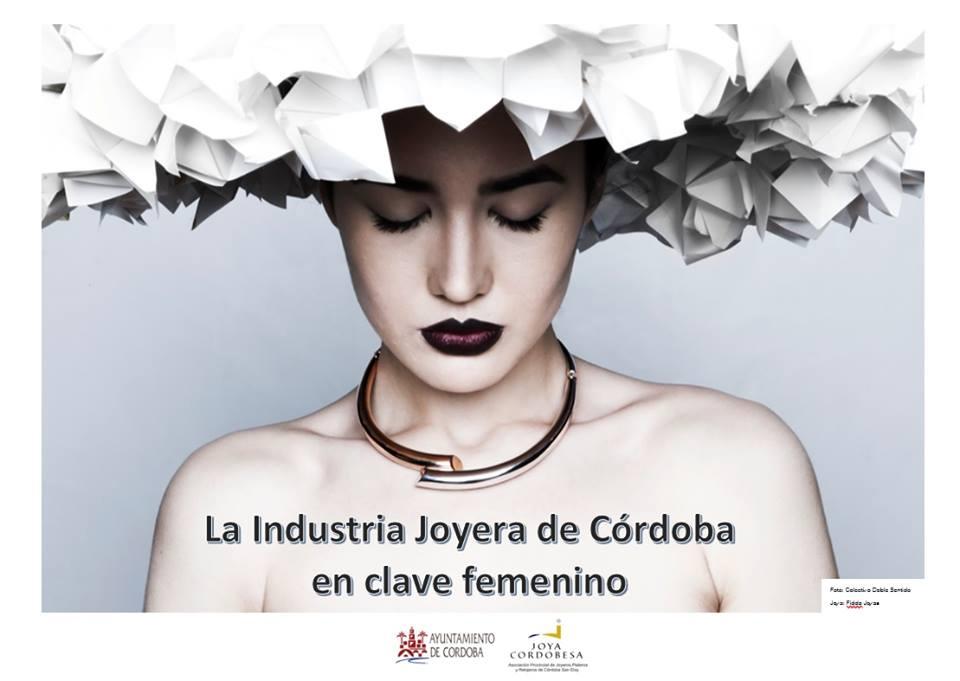 Córdoba reconocerá el papel de la mujer en la joyería