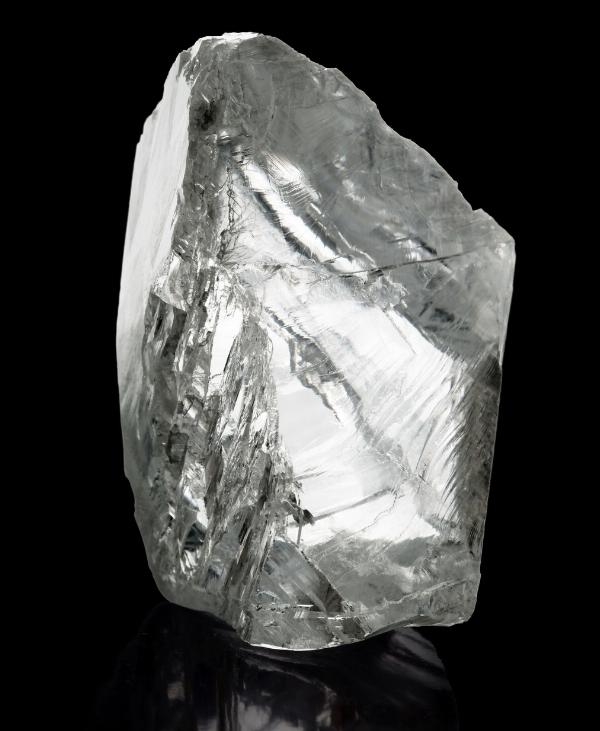De Grisogono compra un diamante en bruto de récord