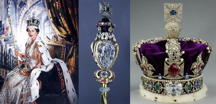 Un político sudafricano reclama a la Reina de Inglaterra el diamante Cullinan