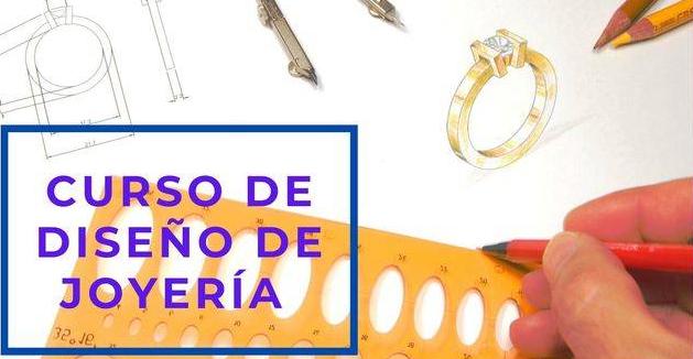 Del papel a la joya: Jorge Rojas aborda en un curso presencial y online la iniciación al diseño de joyería