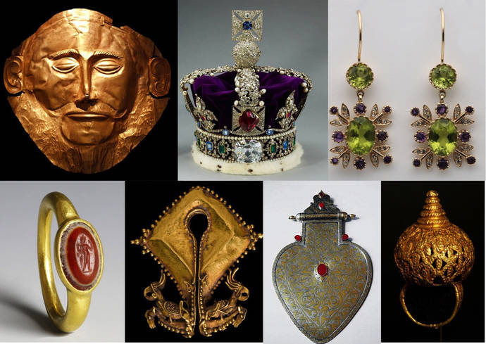 Elena Almirall analiza en un curso online el arte, seducción y poder de las joyas