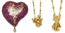 Tres joyas de Dalí, a subasta en Londres el 20 de marzo