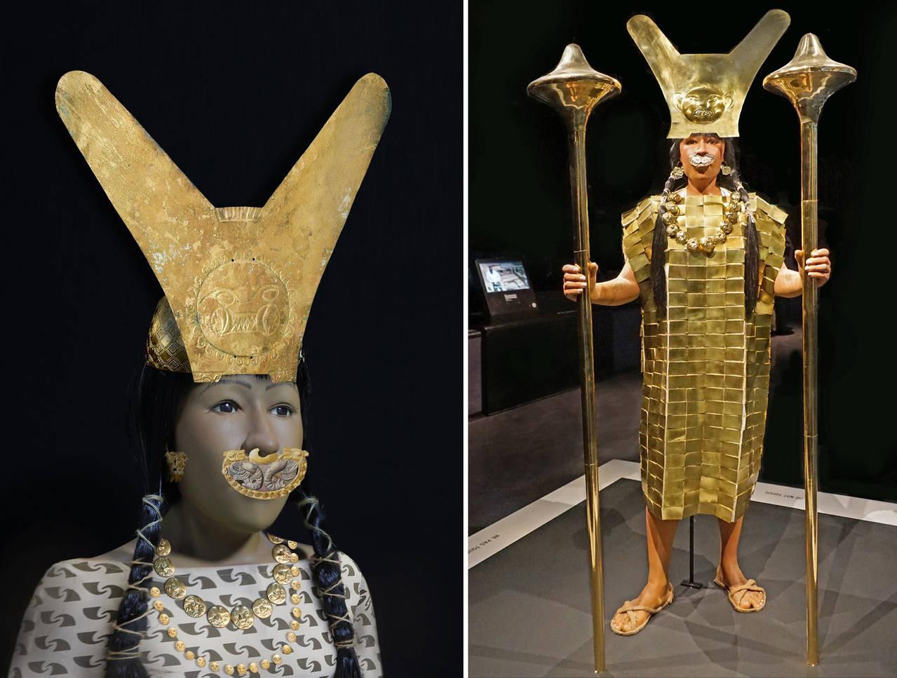 La Dama de Cao: joyas y tatuajes como símbolo de poder en la América precolombina