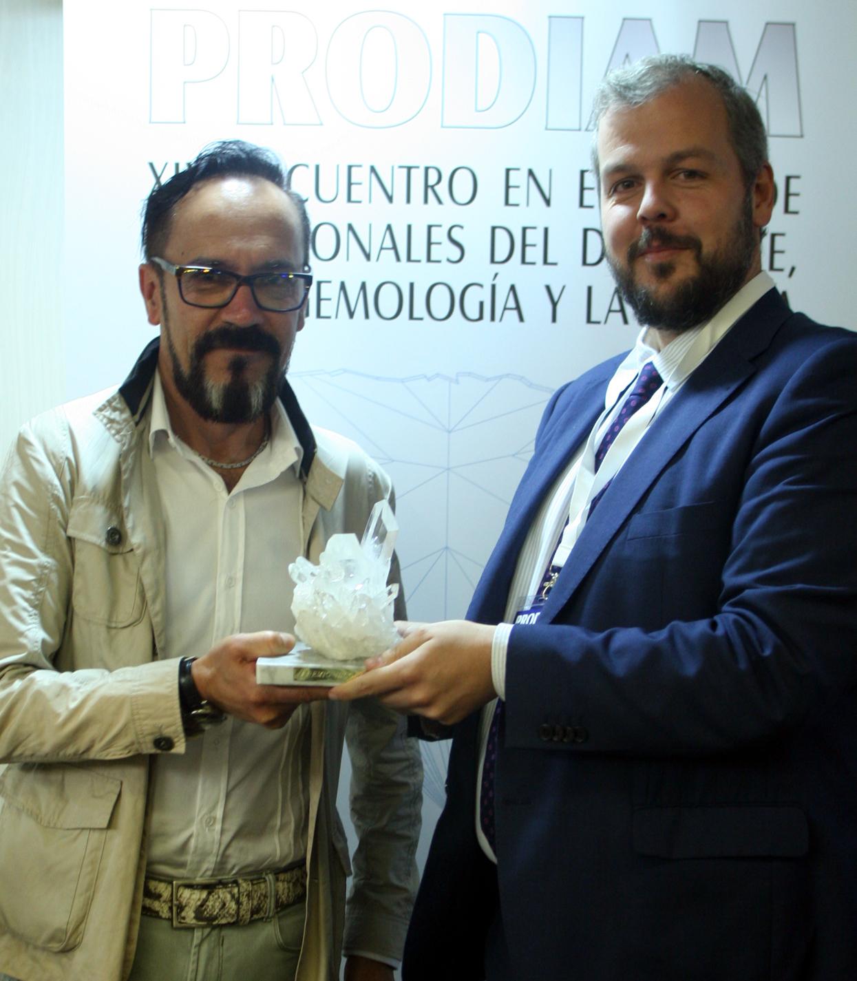 Subastas Durán recibe el premio José Nicolau