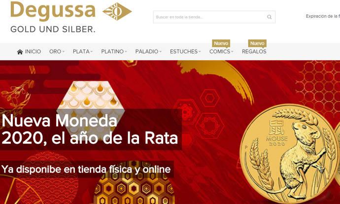 ¿Cómo compran los españoles oro por internet?