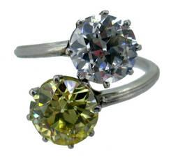 La fantasía de tener un diamante <em>fancy</em>. Los diamantes de color