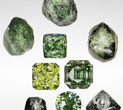 La Biblia de la Gemología también se equivoca: GIA llama a devolver varios lotes de diamantes verdes