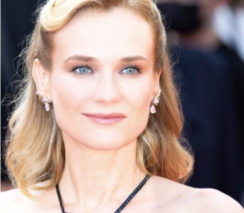 Diane Kruger se luce en Cannes con las joyas de Chaumet