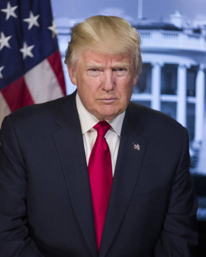 Donald Trump pone a la joyería en su punto de mira