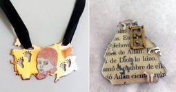 Siria se convierte en foco de inspiración de los diseñadores gallegos de joyas