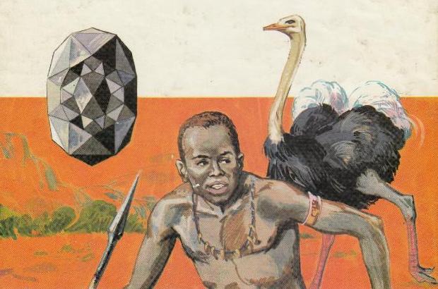 La Estrella del Sur: Julio Verne ya predijo la creación de diamantes sintéticos