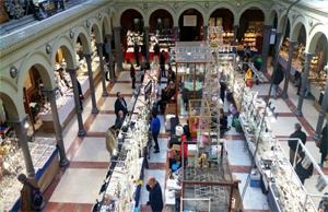 La primera feria española especializada en gemas, del 22 al 23 de octubre