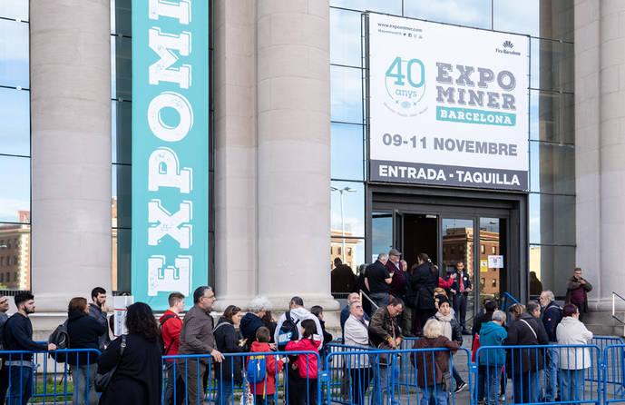 La Tabla Periódica será protagonista en la próxima edición de Expominer