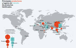 La importación de joyas falsificadas asciende a 37.000 millones de euros