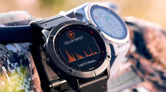 Los relojes outdoor de Garmin cierran el tercer trimestre con un alza del 30%