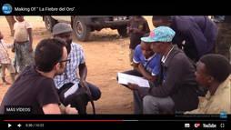 Una <em>Fiebre del Oro</em> de consecuencias nefastas en Mozambique