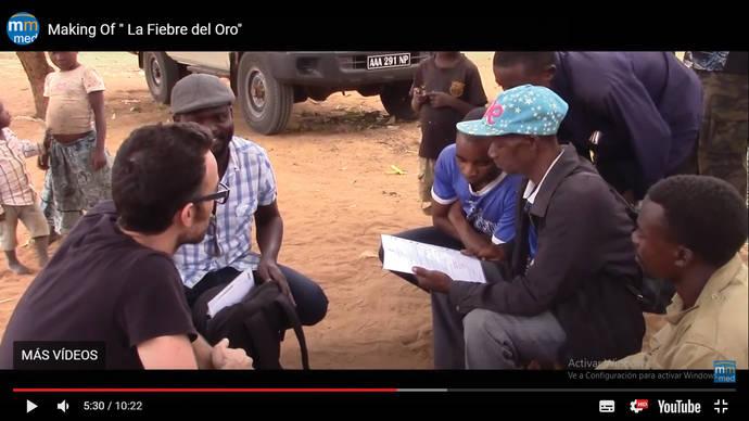 Una Fiebre del Oro de consecuencias nefastas en Mozambique