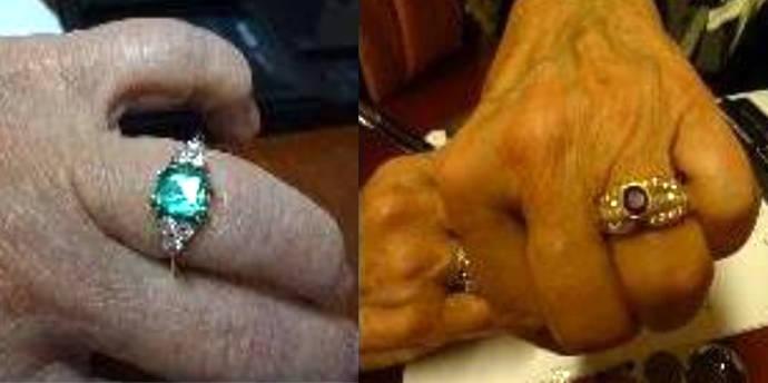 FOGASA subasta en julio tres lotes de joyas y gemas