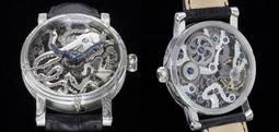 Un reloj-pulpo en la muñeca: Nuevo <em>KudOctopus</em> de la alemana Kudoke
