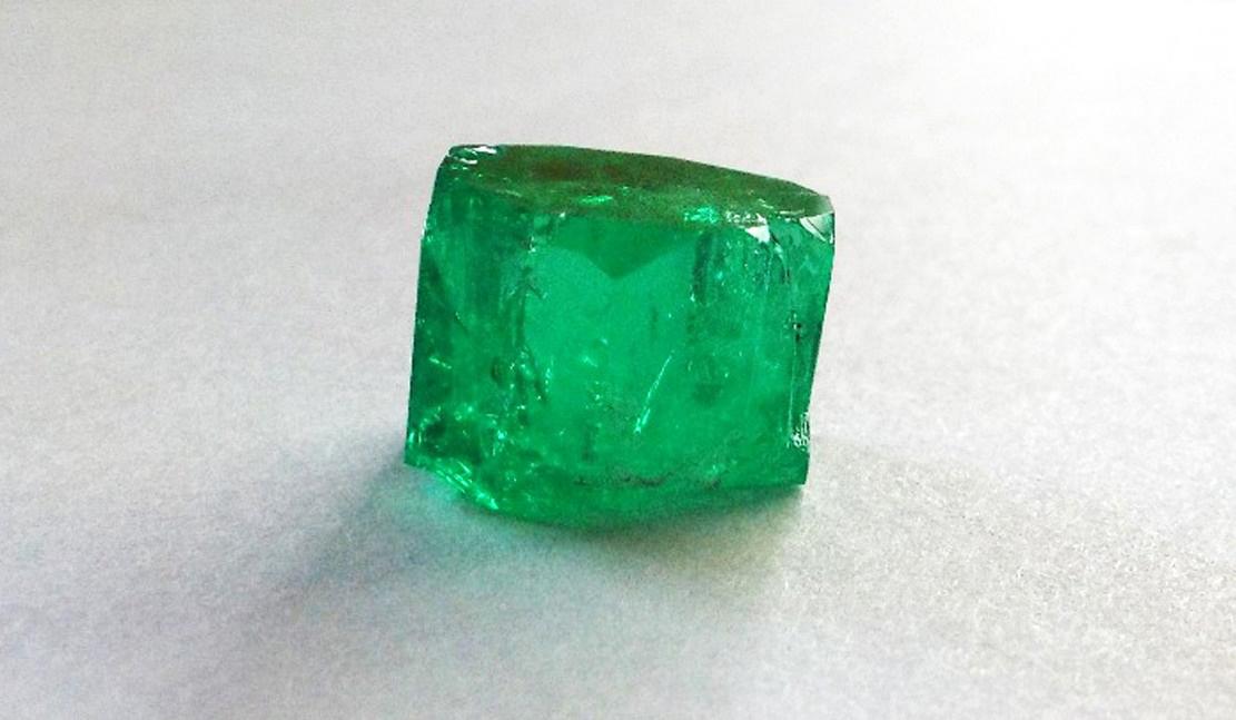 Encuentran una esmeralda <em>excepcional</em> en la mina colombiana de Coscuez