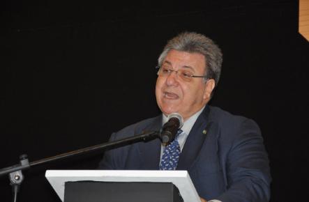 Gaetano Cavalieri, presidente de CIBJO, intervino en el II Simposio Mundial de las Esmeraldas, celebrado el pasado fin de semana en Bogotá.