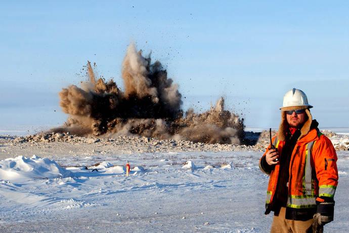 Buenas perspectivas para la mayor mina canadiense