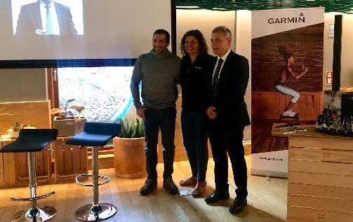 Garmin presenta sus nuevos dispositivos de control biométrico
