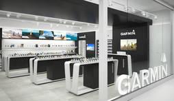 La nueva Garmin Store en Madrid, inaugurada el verano pasado.