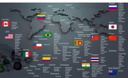 La industria explora el origen geográfico de las gemas