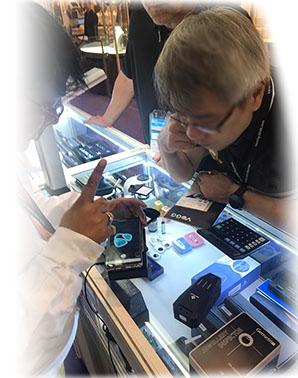 Seminario práctico sobre el diamante creado en laboratorio, en Orense
