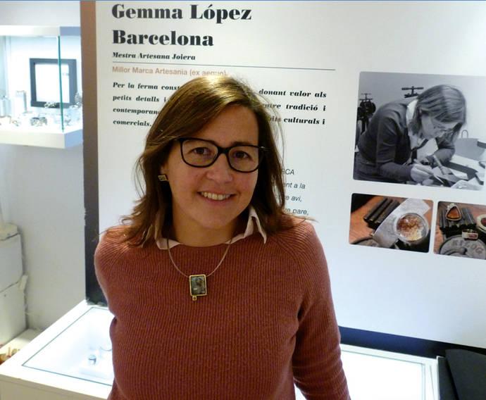Gemma López: Tenemos que concienciarnos del NO rotundo a las copias