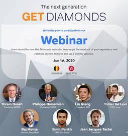 La nueva plataforma de compraventa de diamantes de la industria desbanca a Rapaport