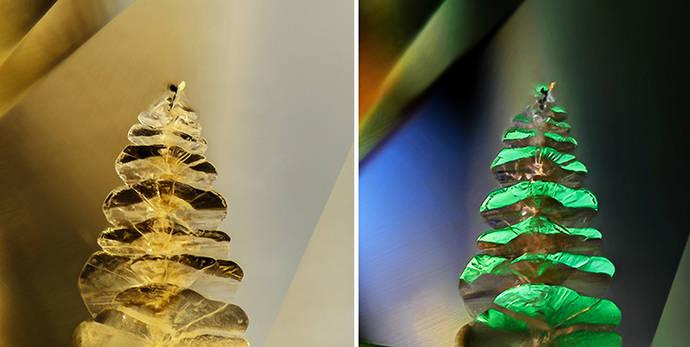 La GIA norteamericana presenta el diamante perfecto para Navidad