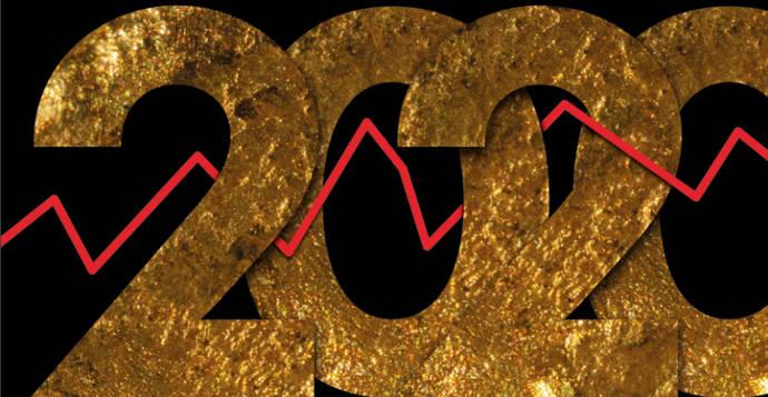 Malas noticias: El oro podría alcanzar este año los 2.000 dólares