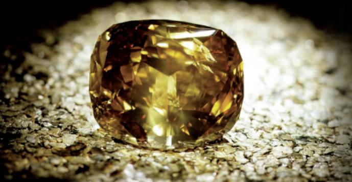 Jubileo de Oro: el diamante con tres bendiciones que superó al Cullinan