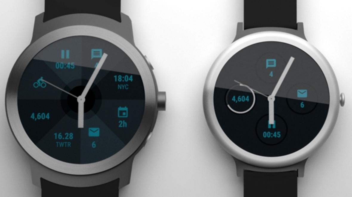 Google se suma a la tendencia de los relojes <em>inteligentes</em>