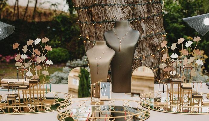 Vuelve el Art Decó, con la colección Lempicka de Joyería Gordillo