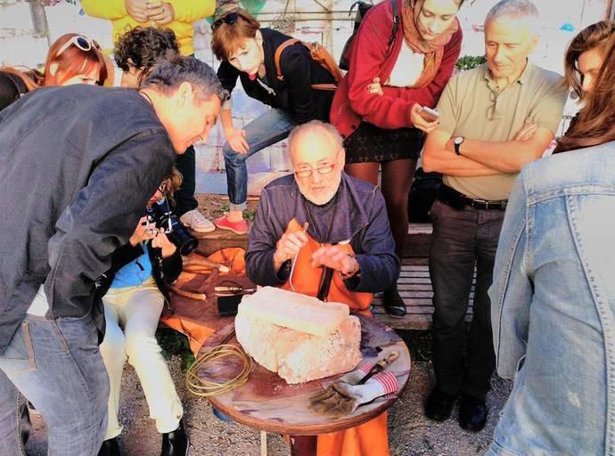 Solidaridad joyera en Valencia con los refugiados de Siria