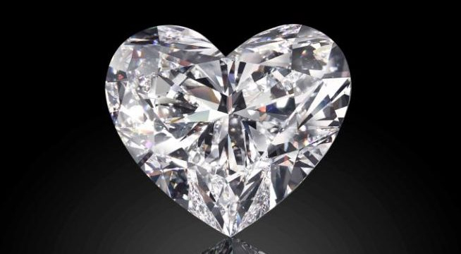 Graff Diamonds presenta el mayor diamante del mundo en talla corazón