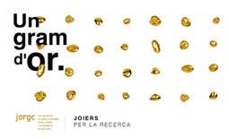 #ungramodeoro: Arranca una campaña solidaria para la investigación del Covid-19